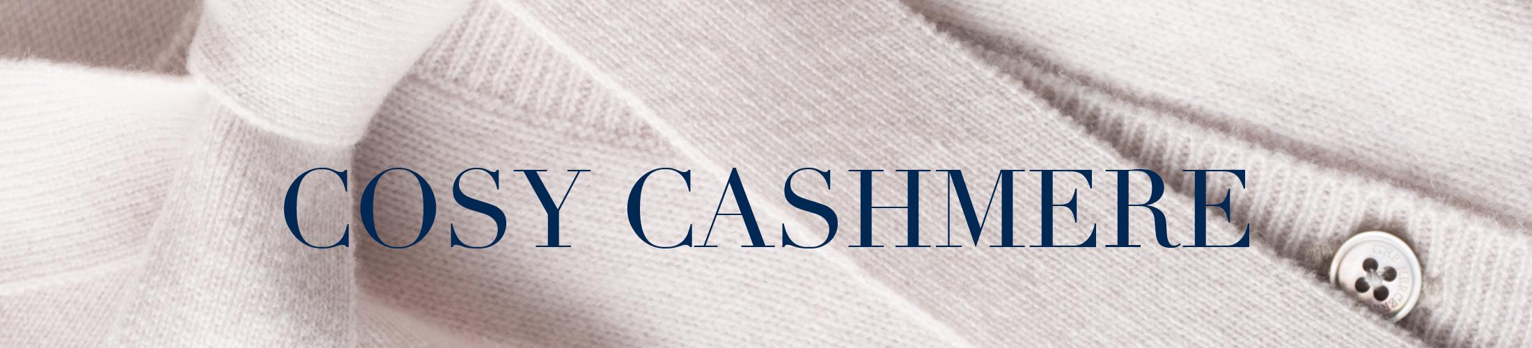 We love Cashmere