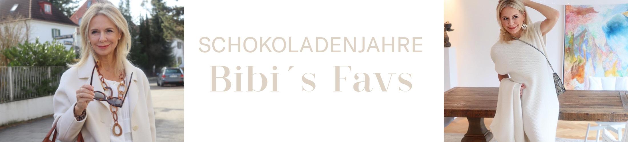 Schokoladenjahre by Bibi Horst