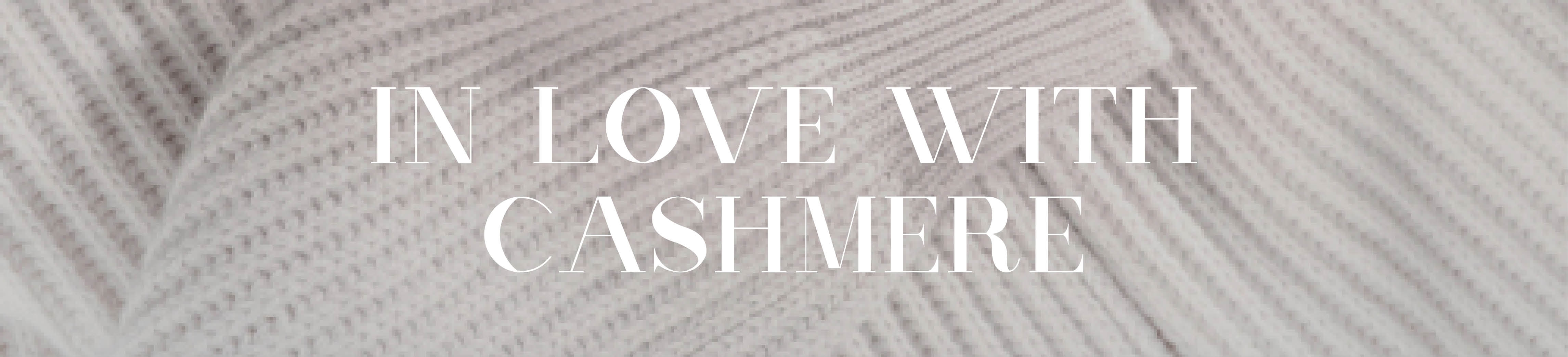 We love Cashmere