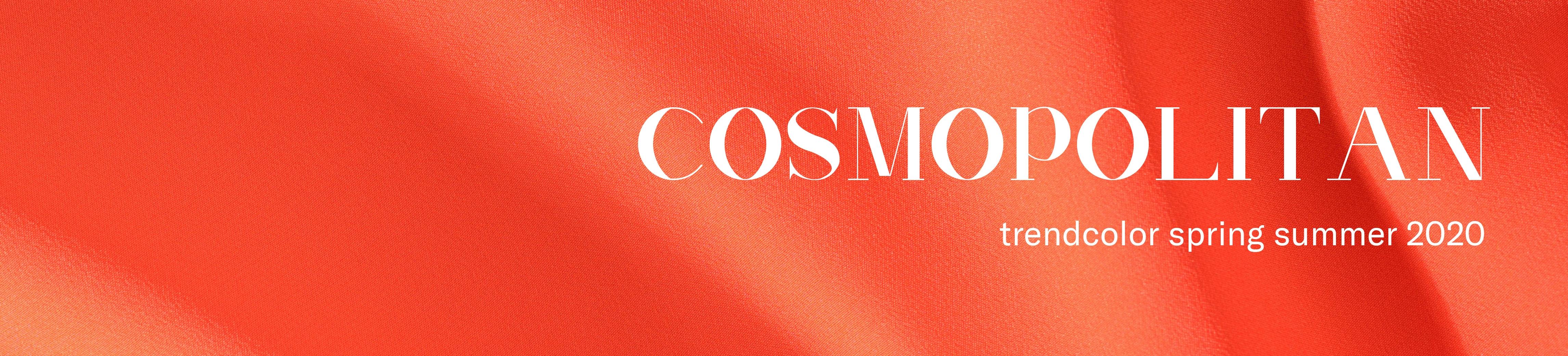 Cosmopolitan Red