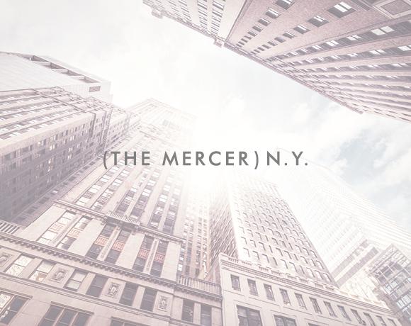 (THE MERCER) N.Y. Philosophie