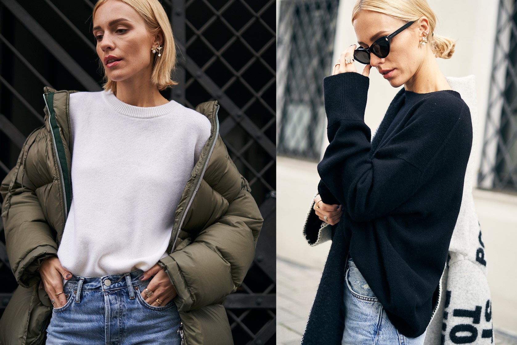 Winter Kaschmir - Sweater Styles