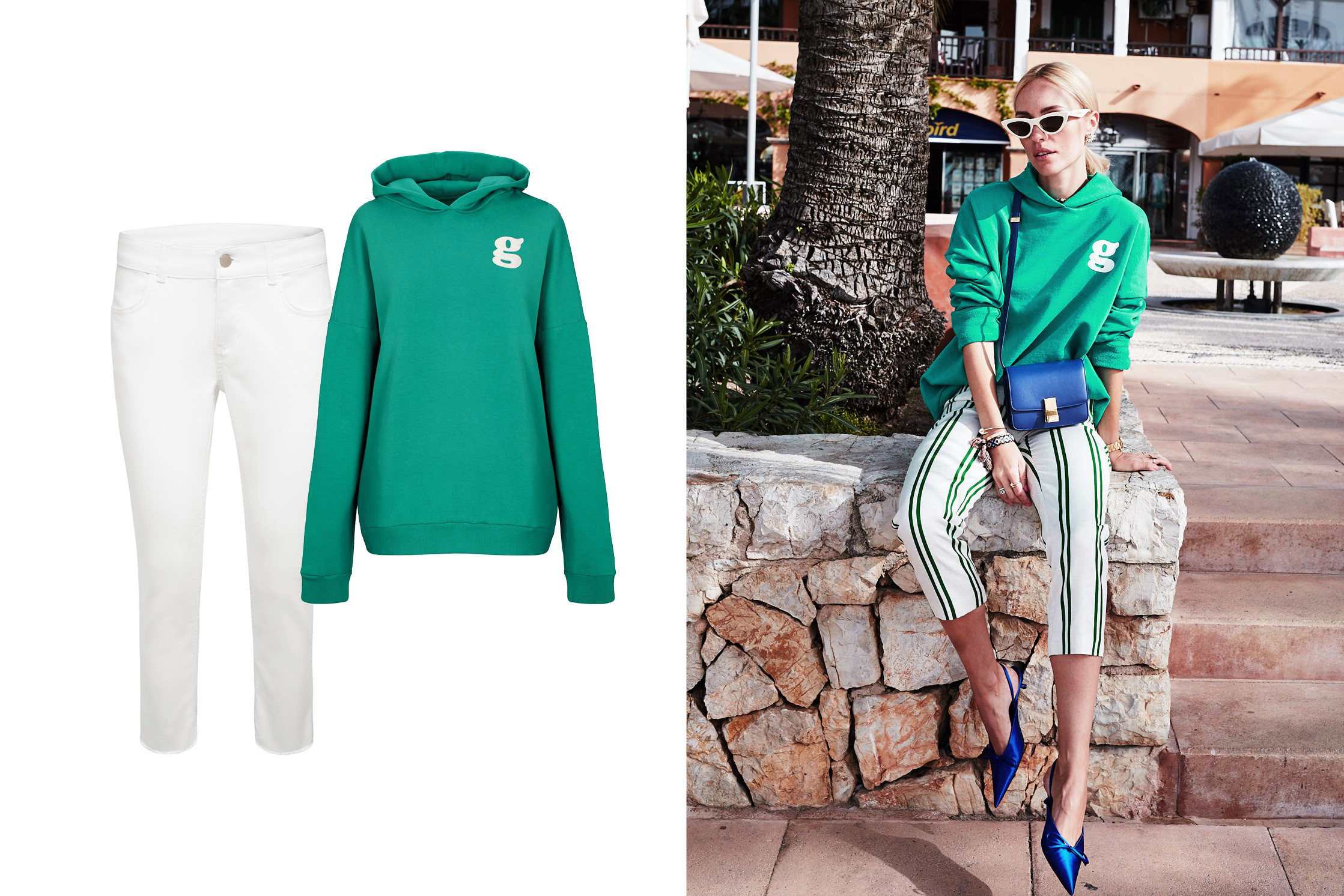 Sommer Trend - Hoodie Fever