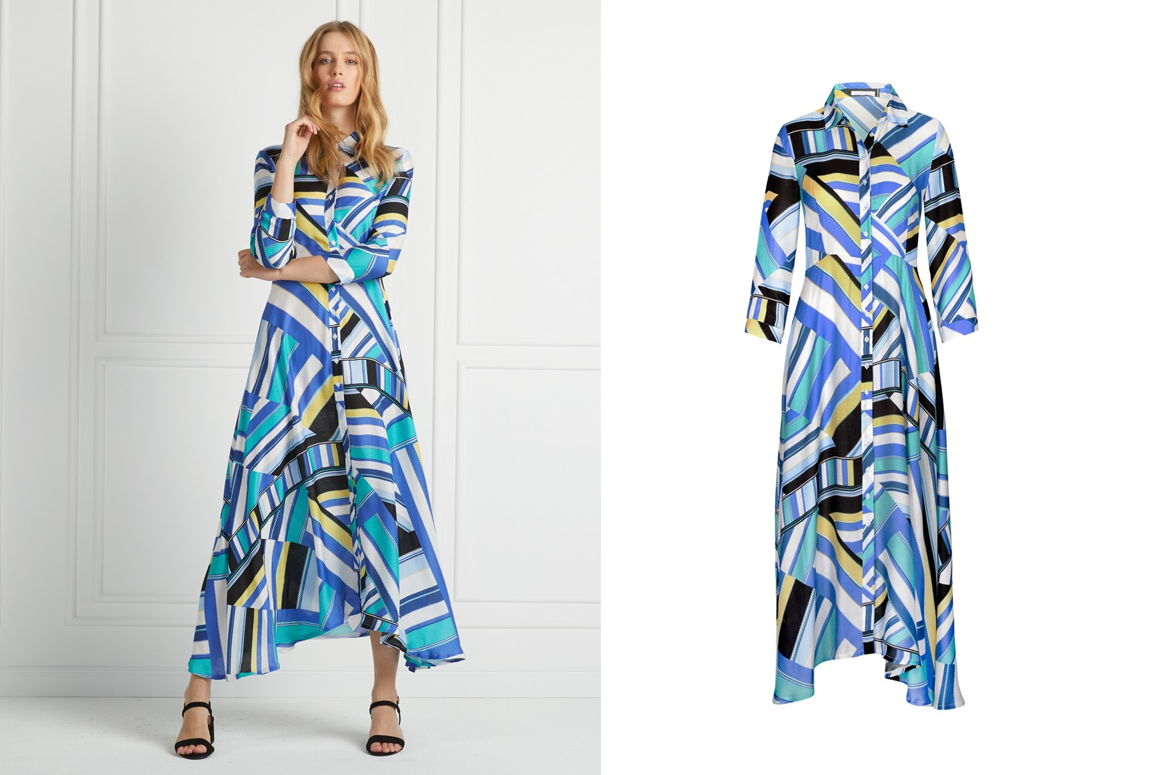 Das Kleid - Cool & Feminin