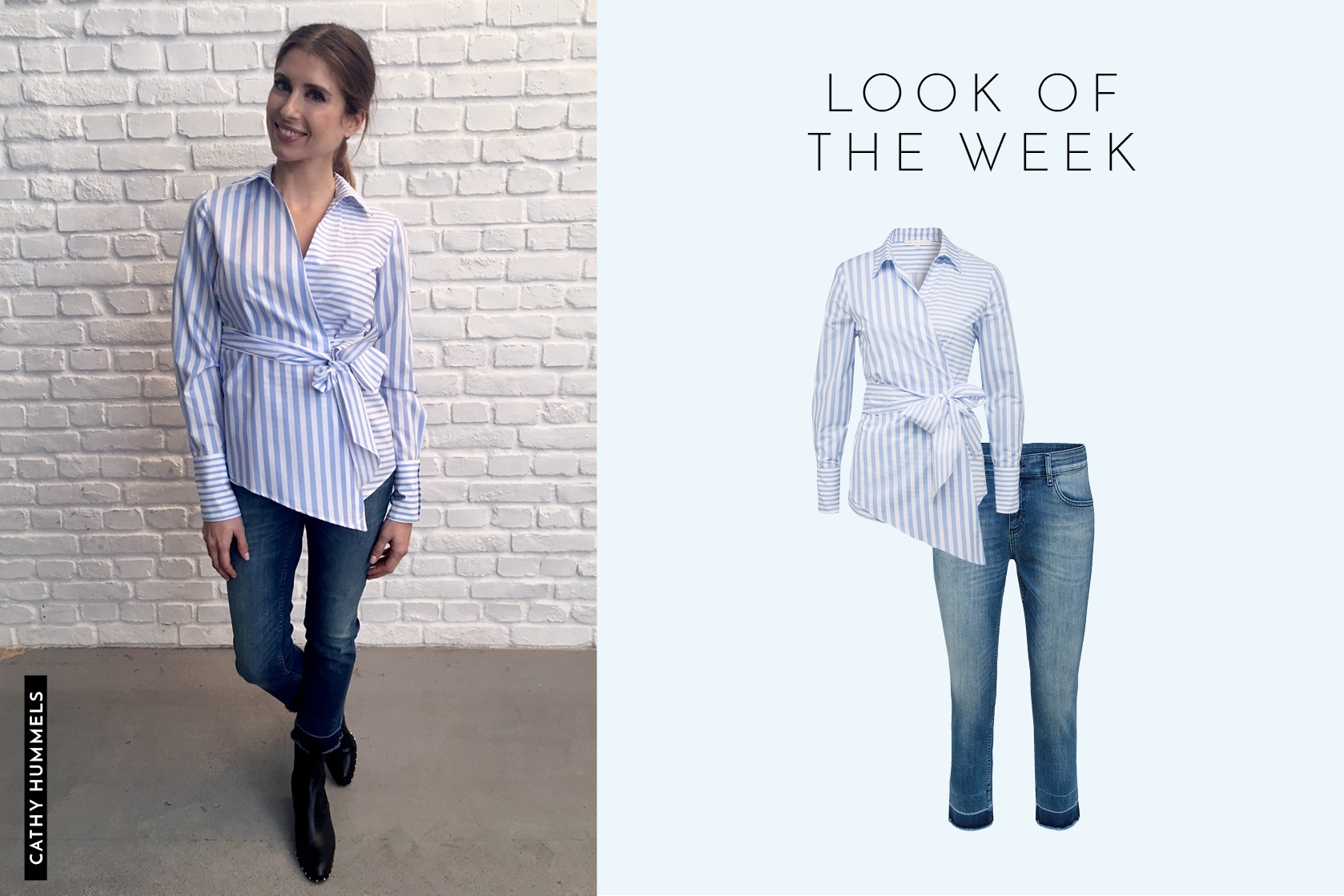 All Eyes on Stripes - Outfit of the Week