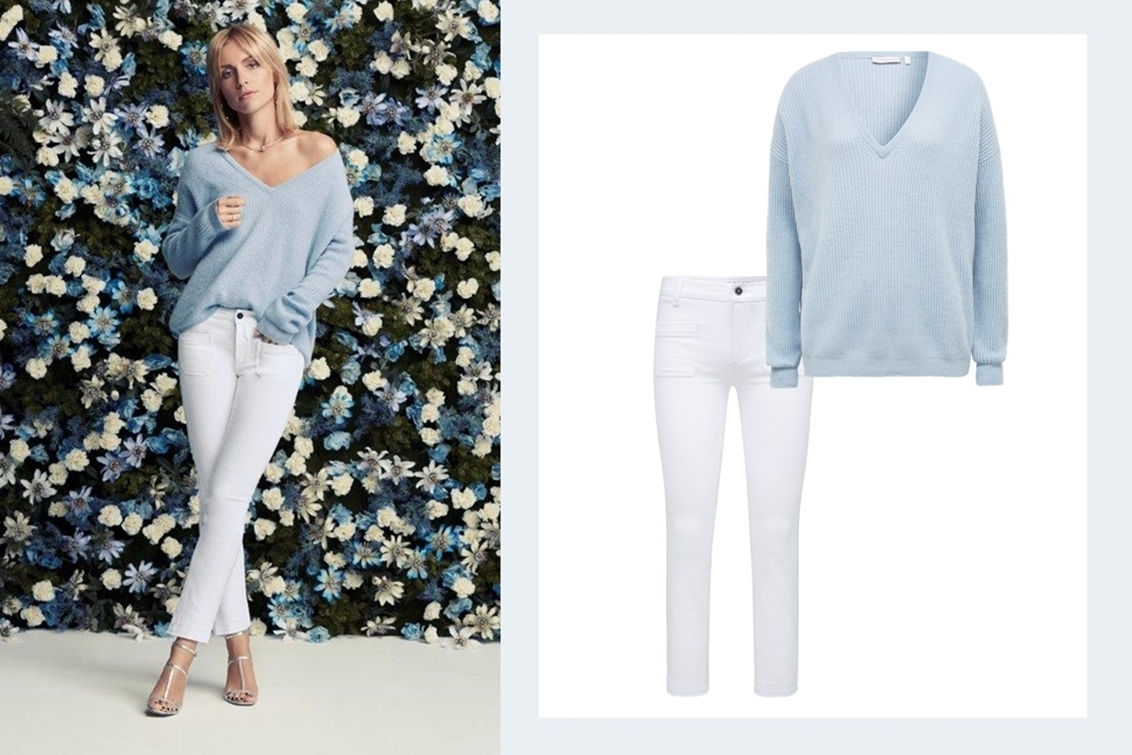 EVERYDAY LOOK - SOMMER-CASHMERE