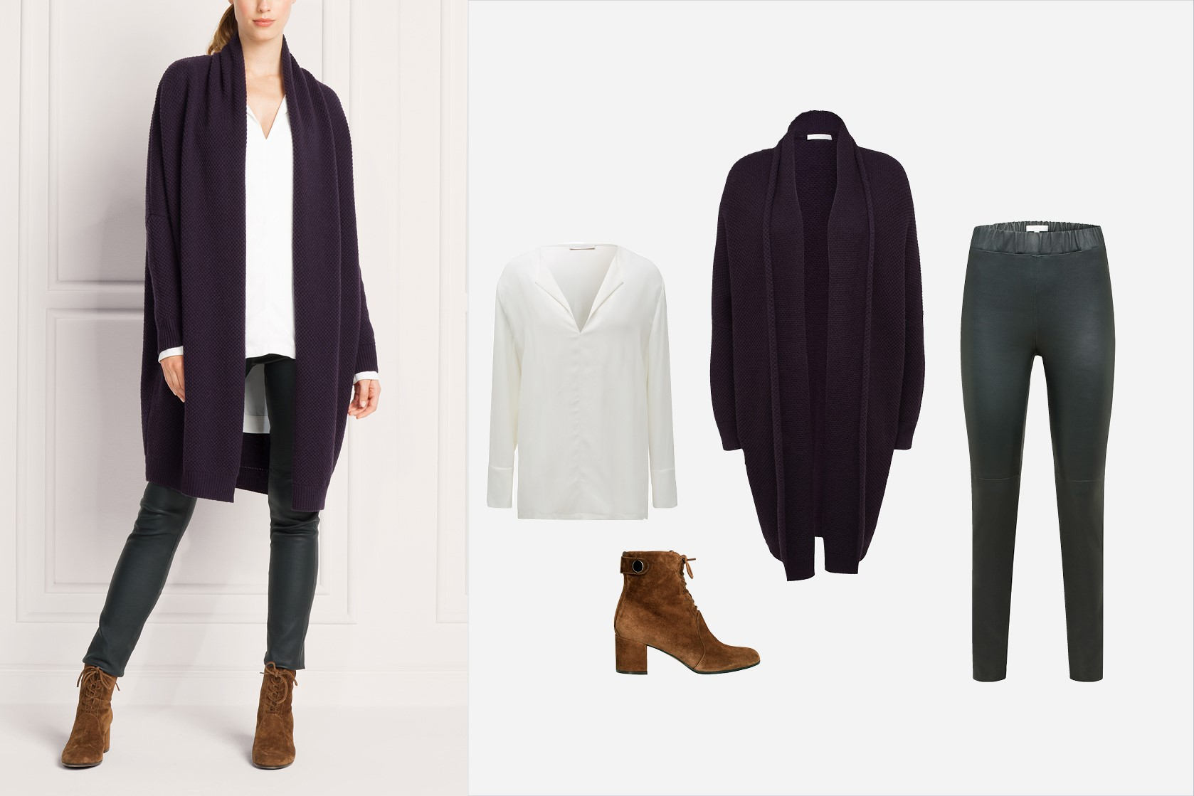 Look of the Week - Strick Style
