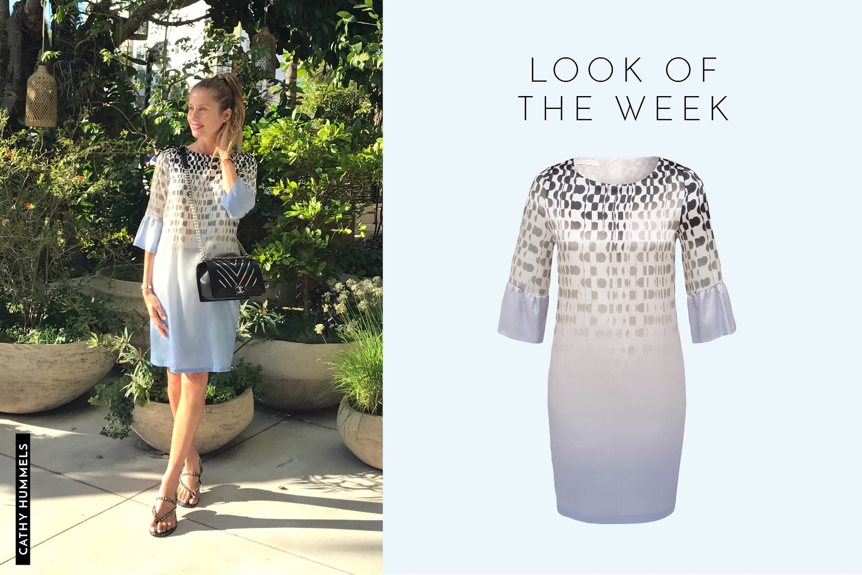 Little Spring Dress - Look of the Week