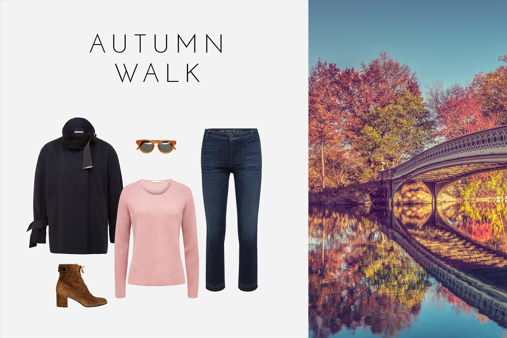 Herbst Update - Casual Weekend Outfit
