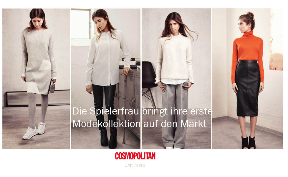 INTERVIEW - Mit der Cosmopolitan