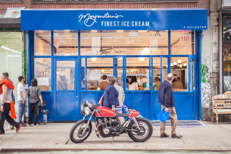 Ice, Ice Baby - Morgenstern's Finest Ice Cream