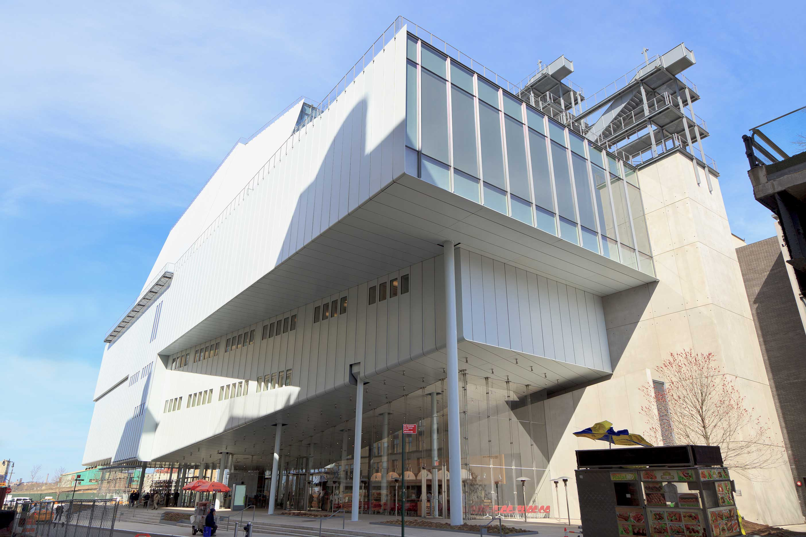 PLACE TO BE - WHITNEY MUSEUM OF AMERICAN ART