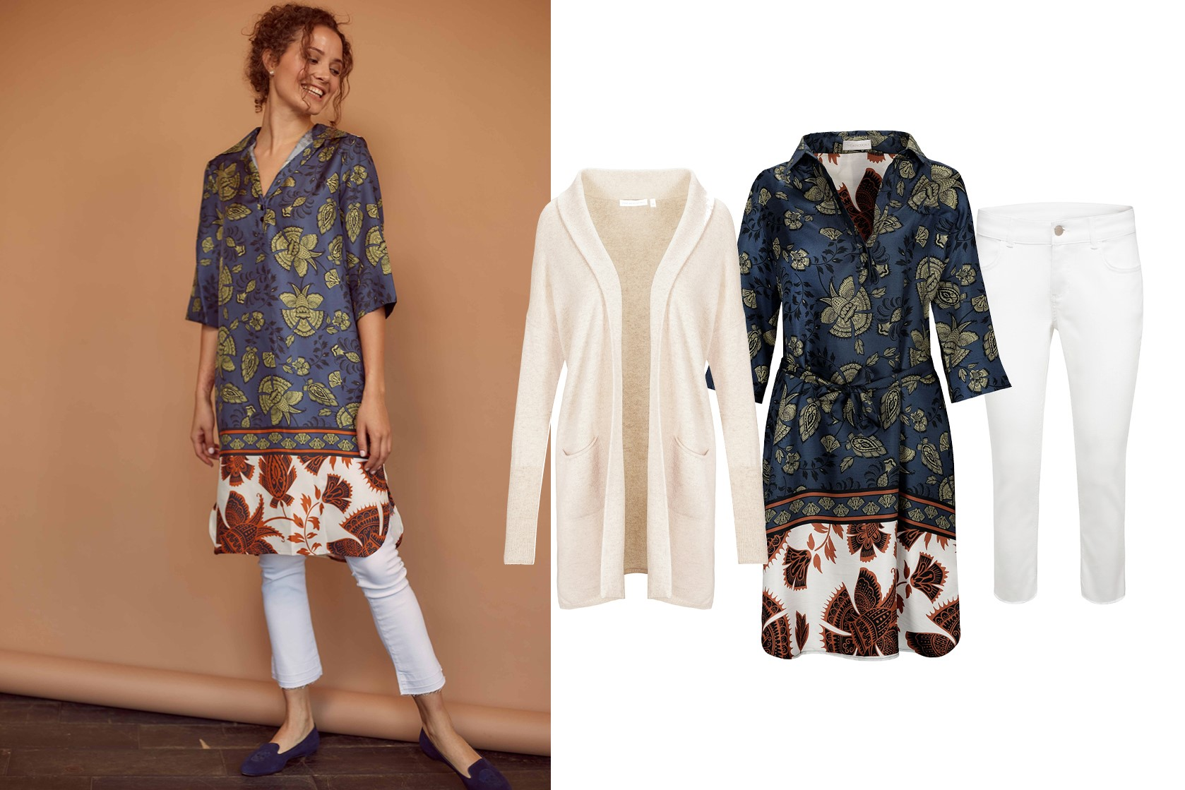Easy Fashion - Lagen-Look Styling Tipp