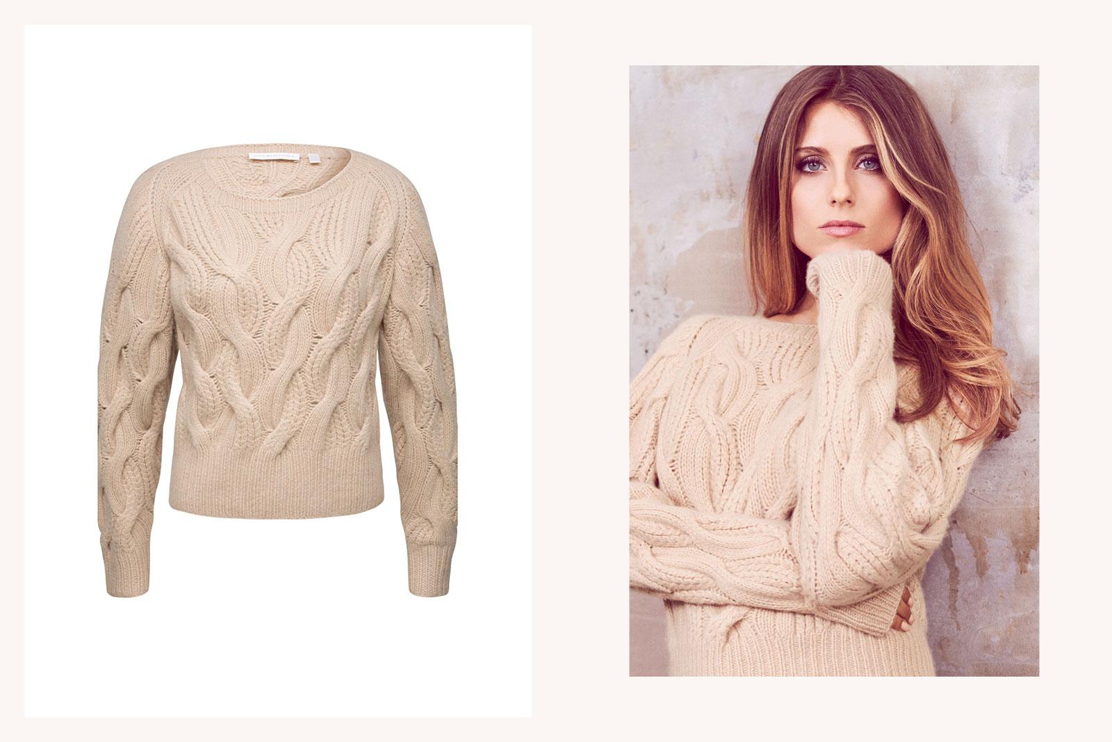 Unser Masterpiece - Der Cashmere Pullover