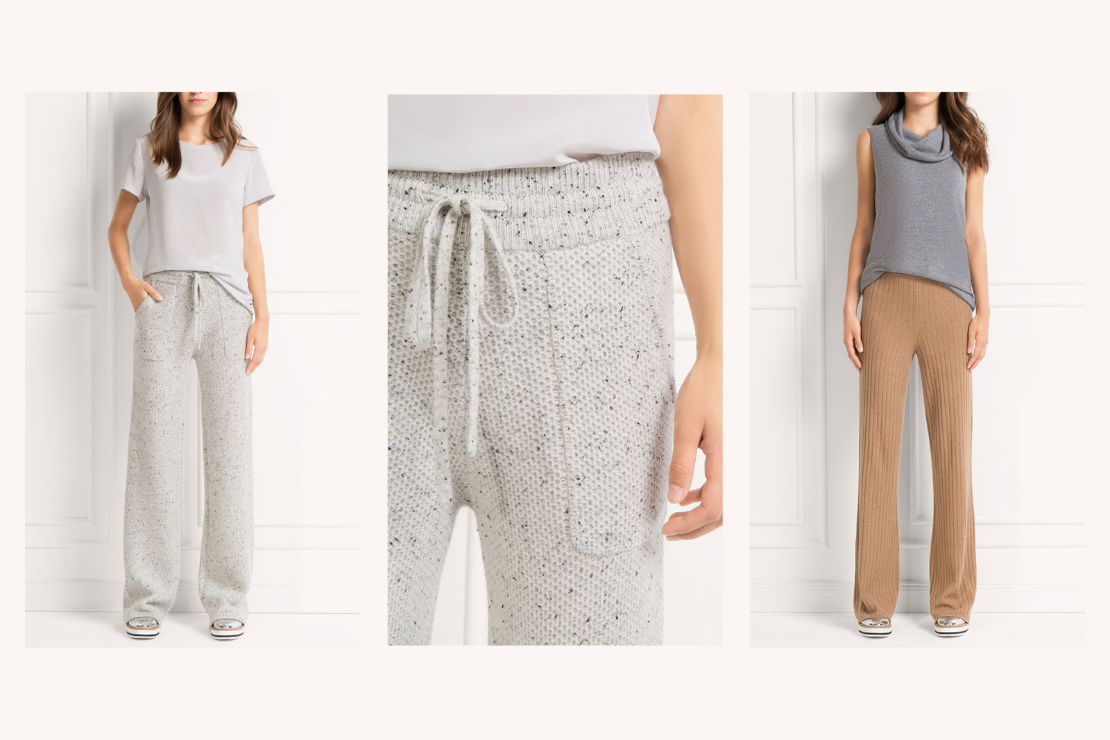Easy Look - Die Cashmere Pants