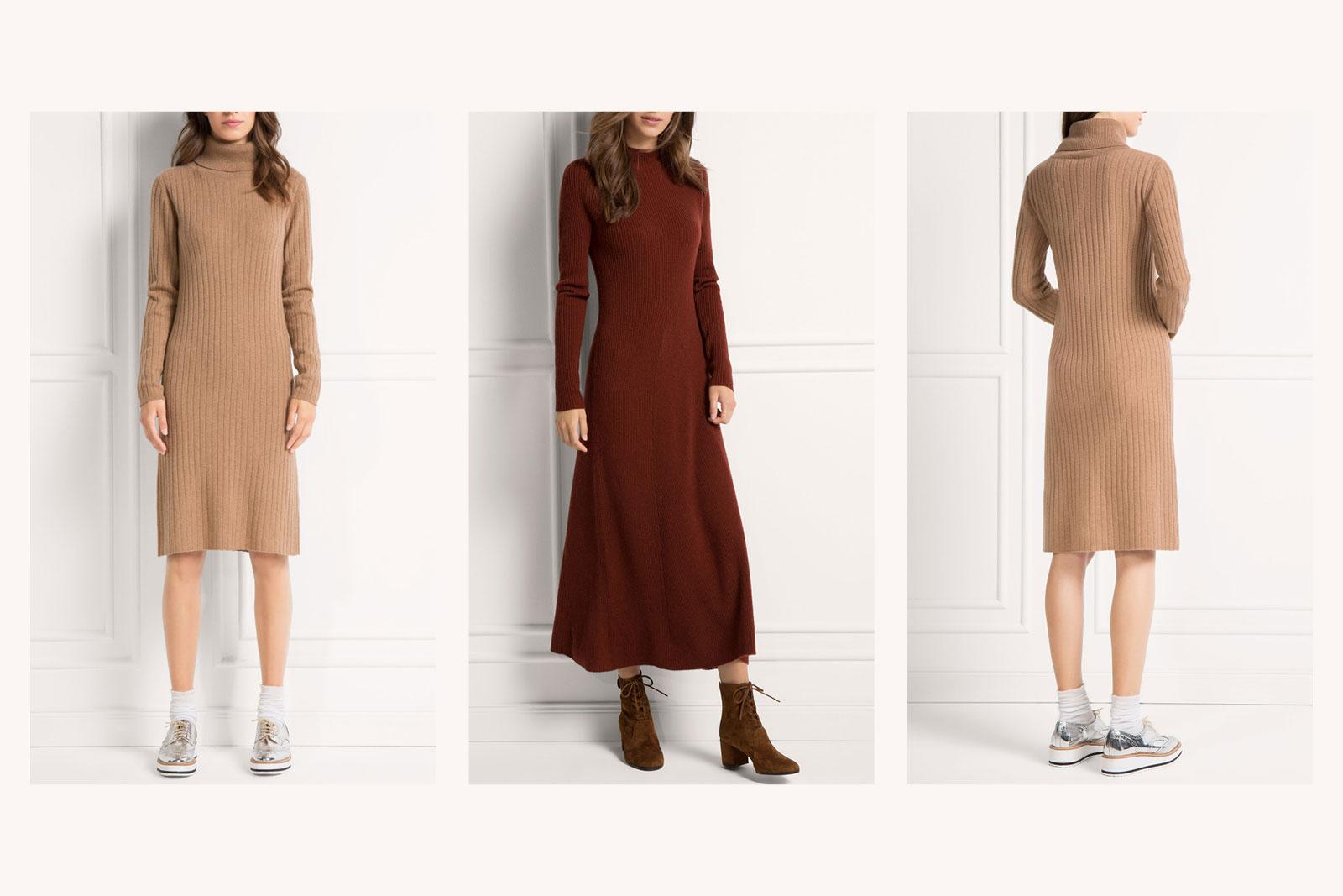 Cosy Tipp - Das Kleid aus Cashmere